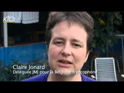 Les Belges des JMJ auprès des démunis