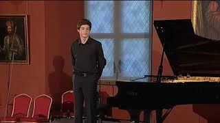 Justas Maknickas plays Chopin, Rachmaninoff and Kapustin