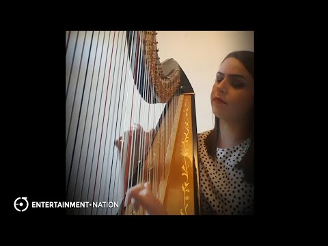 Emily Ria Harpist - Can't Help Falling In Love