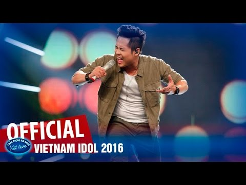 VIETNAM IDOL 2016 GALA 4 - WE WILL ROCK YOU & I LOVE ROCK 'N' ROLL - MINH TRỊ