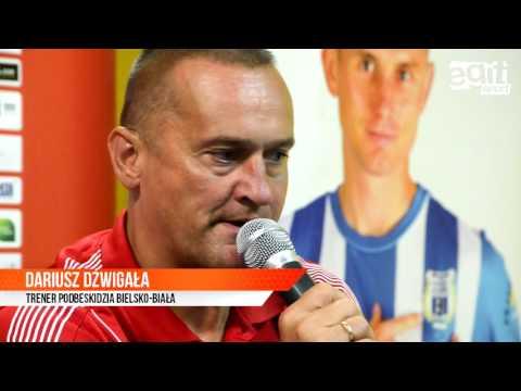 Komentarze po meczu Stomil Olsztyn - Podbeskidzie Bielsko-Biała
