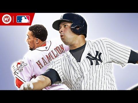 MLB Highlights   Weirdest Plays of 2017