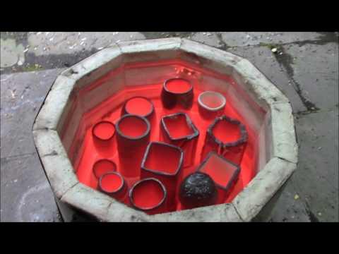Raku Firing (Full Video)