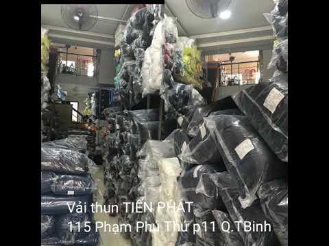 Vải Thun Tiến Phát-  VIỆT 0903700112