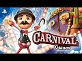 Carnival Games Gameplay Trailer Ps4