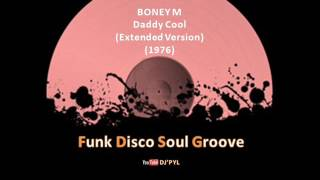 BONEY M - Daddy Cool (Extended Version) (1976)
