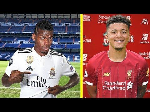 Football Transfers & Rumours 2020 - Winter Transfers #1