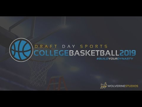 Draft Day Sports: College Basketball 2019 Trailer thumbnail
