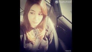كلام قوي ؟   اسيل عمران/ عن الجمهور العربي بس شاطرين بالشماته ؟