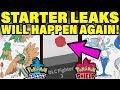 Why Pokemon Sword and Shield Starter Leaks WILL HAPPEN Gen 8 Pokemon Leaks