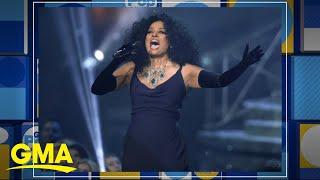 Diana Ross celebrates her 75th birthday and new documentary | GMA