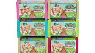 Lil Woodzeez Babeez Blind Box Unboxing Toy Review