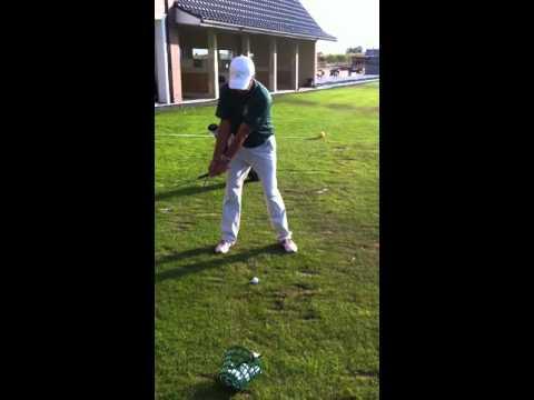Урок гольфа в Роял Киев Гольф-Клубе