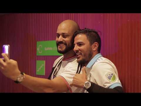 Daguito Valdés y Yo Hablo Futbol conocen a sus SEGUIDORES en Torneo de FIFA 2019 en La Habana