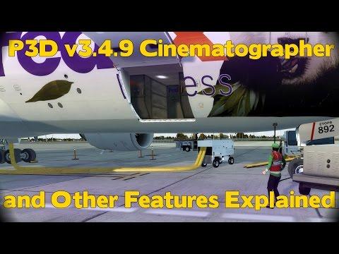 P3D 3 4 9 Is Cinematographer an EZDOK Killer? - Jordan King