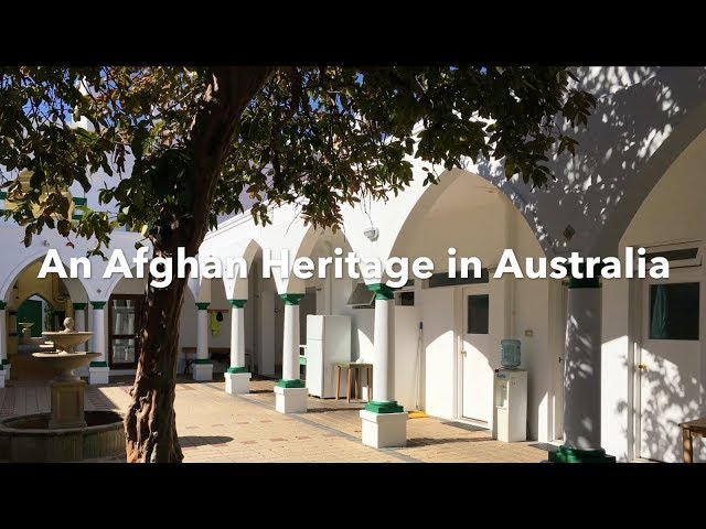 Perth Mosque, an Afghan Heritage in Australia