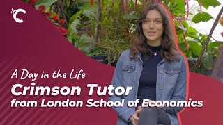 youtube video thumbnail - A Day in the Life of a Crimson Tutor from the London School of Economics