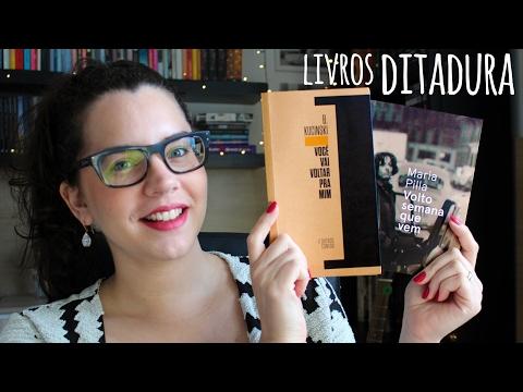 DOIS LIVROS SOBRE A DITADURA MILITAR NO BRASIL   BOOK ADDICT