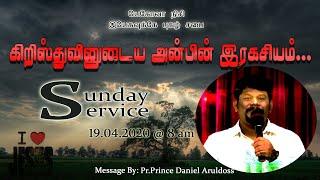 19.4.2020 Sunday Service