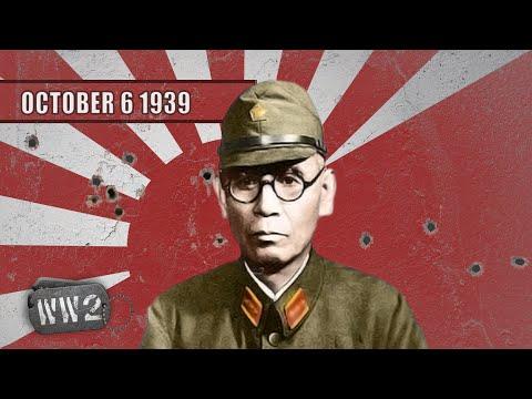 Polsko upadá a Čína stoupá - Druhá světová válka