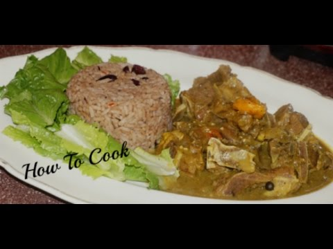 HOW TO COOK JAMAICAN CURRY GOAT  PRESSURE COOKER  RECIPE 2016 VOLUME 2