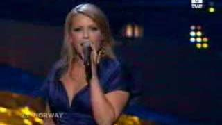 Maria Haukaas Eurovision  - Hold on, be Strong