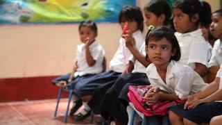 Resultados de Nicaragua en prueba de UNESCO