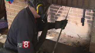Tips to prevent a chimney fire