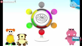 """Learning Games 4 Kids BabyTV """" BabyTV Education  games"""" Android Gameplay Video"""