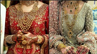 Top Class Beautiful And Outstanding Pakistani Bridal Jewellery Collection