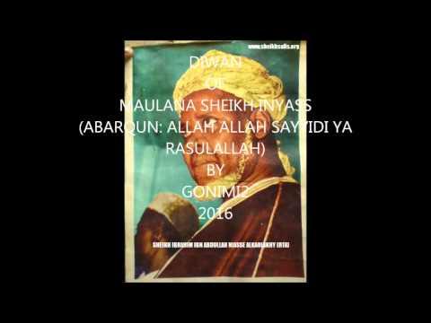 DIWAN OF SHEIKH IBRAHIM INYASS (ABARQUN 2)
