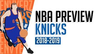 Did the New York Knicks draft the FUTURE Rookie of the Year? | 2018-2019 NBA Preview