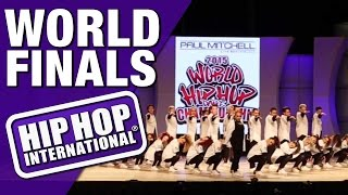The Royal Family - New Zealand (Silver Medalist MegaCrew Division) @ HHI
