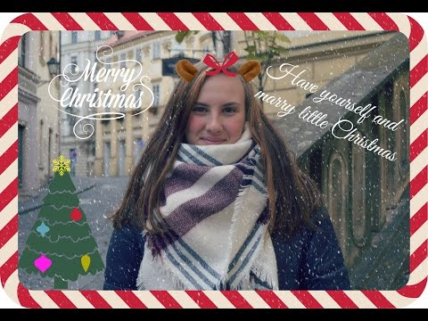Have yourself and marry little Christmas (Papája cover)