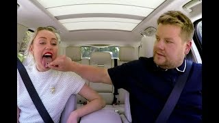 Top 10 Best Moments Carpool Karaoke pt.2 - dooclip.me