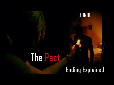 The Pact (2012) Explained in Hindi |The Pact 1 Ending Explained|FT. Movies Ranger Hindi