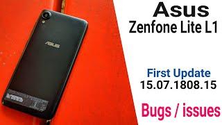 Asus Zenfone Lite L1 First Update | 15.07.1808.15 (111.67 MB)