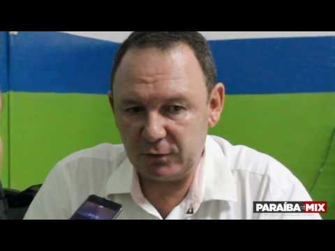 Ronaldo Queiroz comenta especulação do Paraíba Mix sobre candidatura a deputado