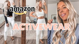 AMAZON ACTIVEWEAR TRY-ON HAUL PART 3 (CHEAP & AFFORDABLE WORKOUT CLOTHES)