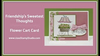 Friendships Sweetest Thoughts Thinking of You Card