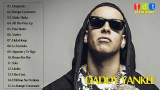 Daddy Yankee Greatest Hits 2018 - Daddy Yankee Best Songs Playlist