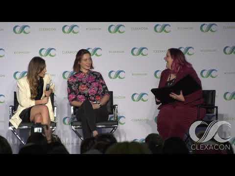 WayHaught Panel ClexaCon 2018
