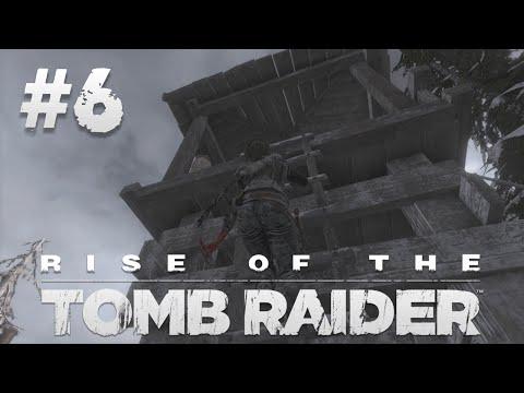 [GEJMR] Rise of the Tomb Raider - EP 6 - Ničíme věže a další jeskyně!