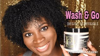 Design Essentials Almond And Avocado Curl Stretching Cream Free