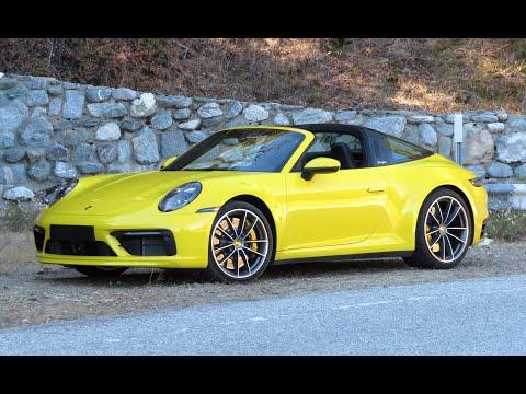 External Review Video Mh1c5XebWmM for Porsche 911 Targa 4 & Targa 4S (8th gen, 992)