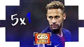 Neymar   5x1 (MC Livinho) Lançamento 2018