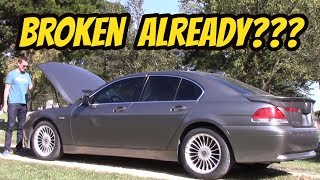 My BMW is Broken Already-- and It's a Nightmare to Fix...
