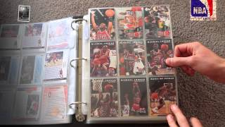Card Collection Michael Jordan