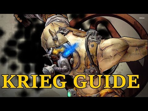 Download Borderlands Krieg Skill Tree And Gear Guide Video 3GP Mp4