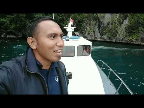 Polisi Air (Mengenal tugas polisi air) Jayapura